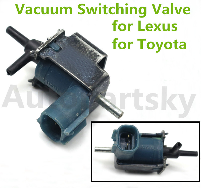 High Quality Vacuum Switching Valve for Toyota Camry Solara ES300 GS300 GS400 for Lexus fit OEM # 90910 12271 9091012271