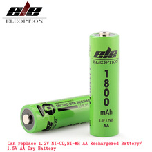 1.5V 1800mah USB AA Rechargeable Battery for Toys calculator,alarm clock,remote control can replace 1.2V Ni-CD/Ni-MH AA Battery original ni pci can