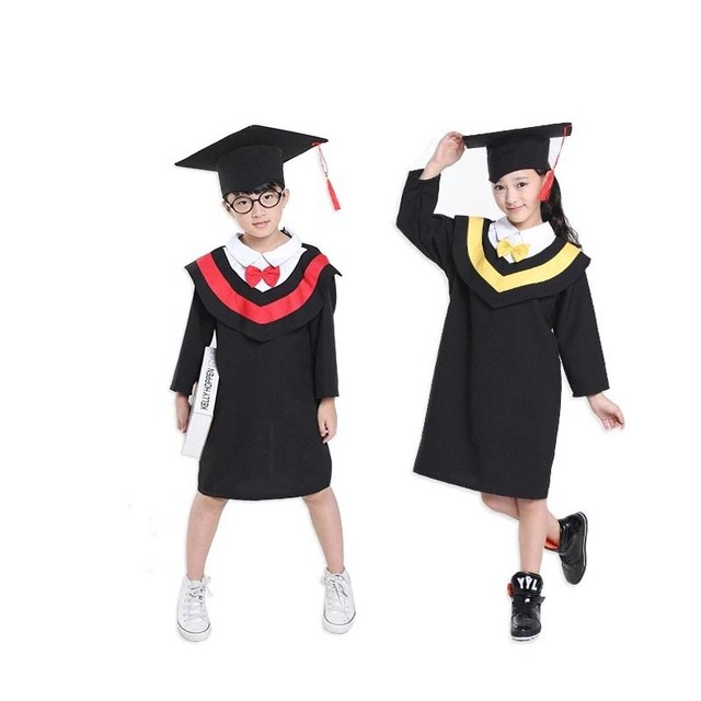 Kindergarten Graduation Gown Clothing Childhood Bachelor\'s Degree ...
