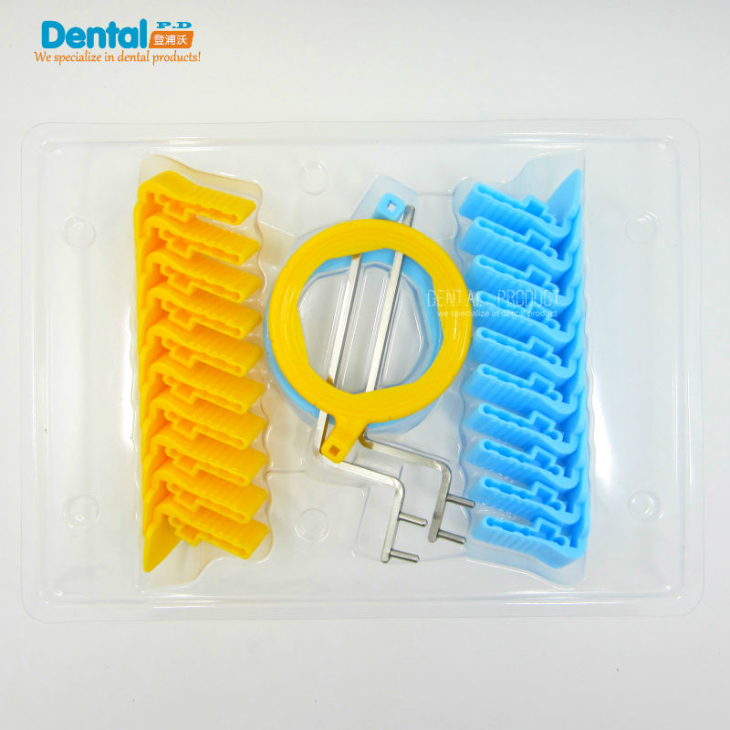 Նոր բրենդի ստոմատոլոգիական գործիքներ Թվային X ray ֆիլմերի ցուցիչի դիրքավորող սեփականատիրոջ ատամնաբույժների լաբորատոր սարքավորումներ
