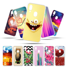 Bolomboy Painted Case For Umidigi Umi digi A3 Pro Silicone Soft TPU A5 Cover Wildflowers Animal Bag