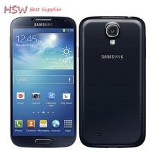 "Original Samsung Galaxy S4 i9500 Mobile Phone Quad Core 2GB RAM 16GB ROM 5.0 "" 4G Mobile Phone Free Shipping"
