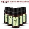 2 unids SPA aceite Esencial de Aromaterapia aceite de Masaje baño de Pies de desintoxicación que adelgaza delgada Raspando masaje Corporal aceite de suero de Baño