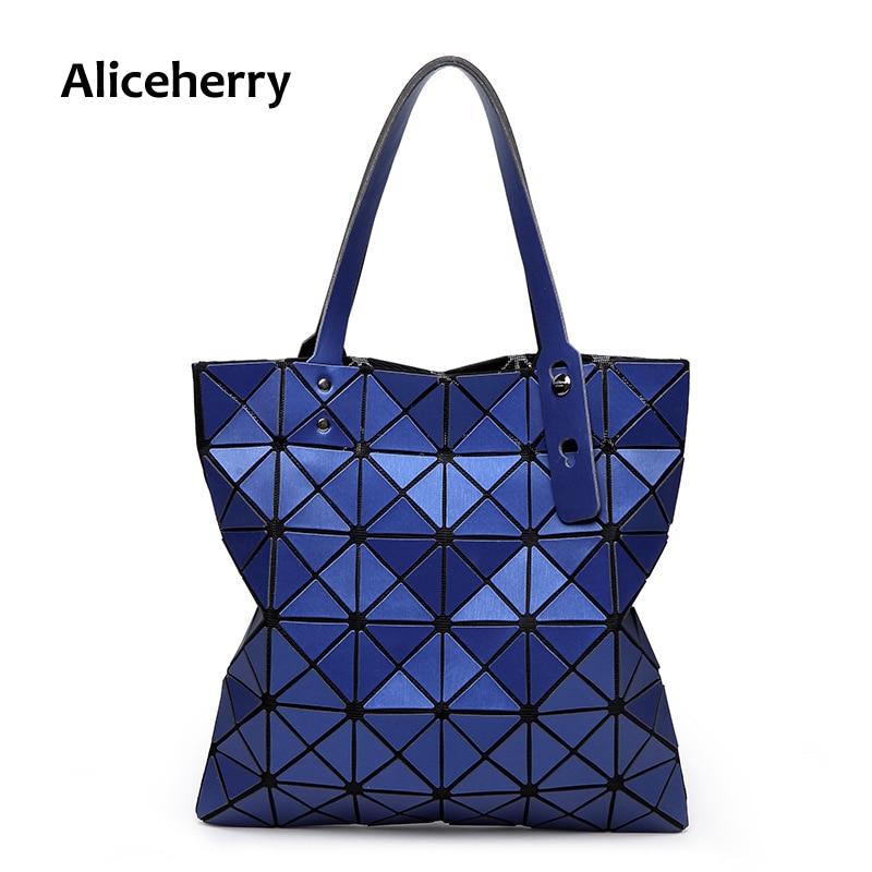 ФОТО Aliceherry Famous Bao Bao bag Diamond Lattice Women Handbags Chain Shoulder Bags Messenger Bag Bolsa BAOBAO