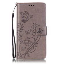 c70a97a9475 For Huawei P9 Case Flip Embossed Leather Stand Case For Huawei P9 EVA-L09  EVA
