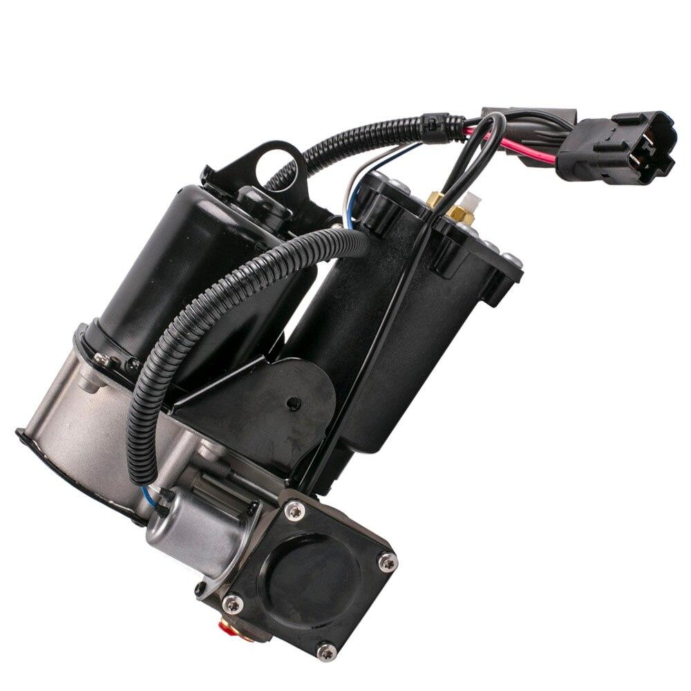 Fits Land Rover LR3 LR4 Range Rover Sport Active Air Compressor Pump LR038116