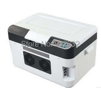 Hot sale 25L car refrigerator dual-use cool/heat mini refrigerators, freezer, -3~-5 degrees below zero,heating 65 degreeHot sale 25L car refrigerator dual-use cool/heat mini refrigerators, freezer, -3~-5 degrees below zero,heating 65 degree