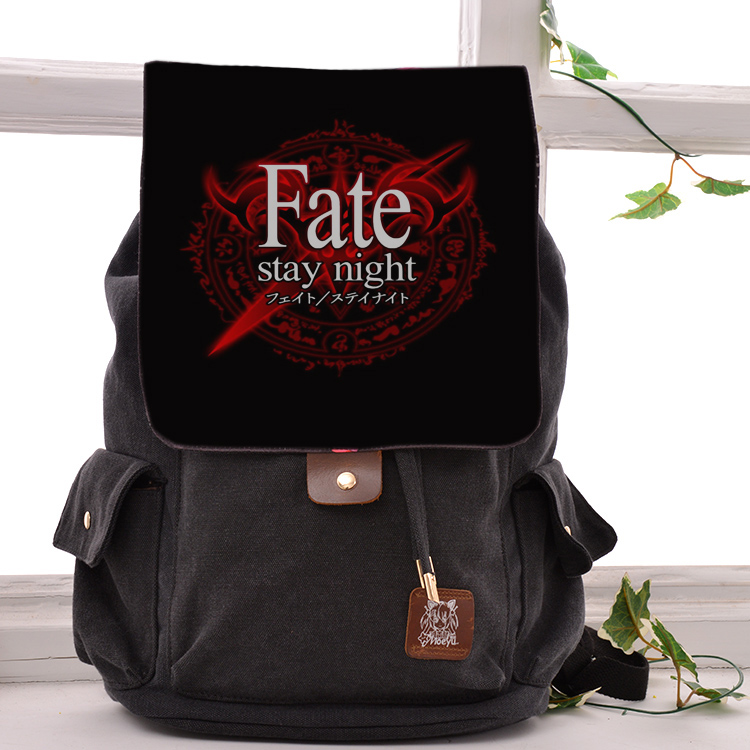 Anime Fate stay night Cosplay Archer Backpack Fashion casual large capacity Bags For Men Women School Bags fate stay night fate zero anime cosplay wallet oxford short thin women men coin purse free shipping