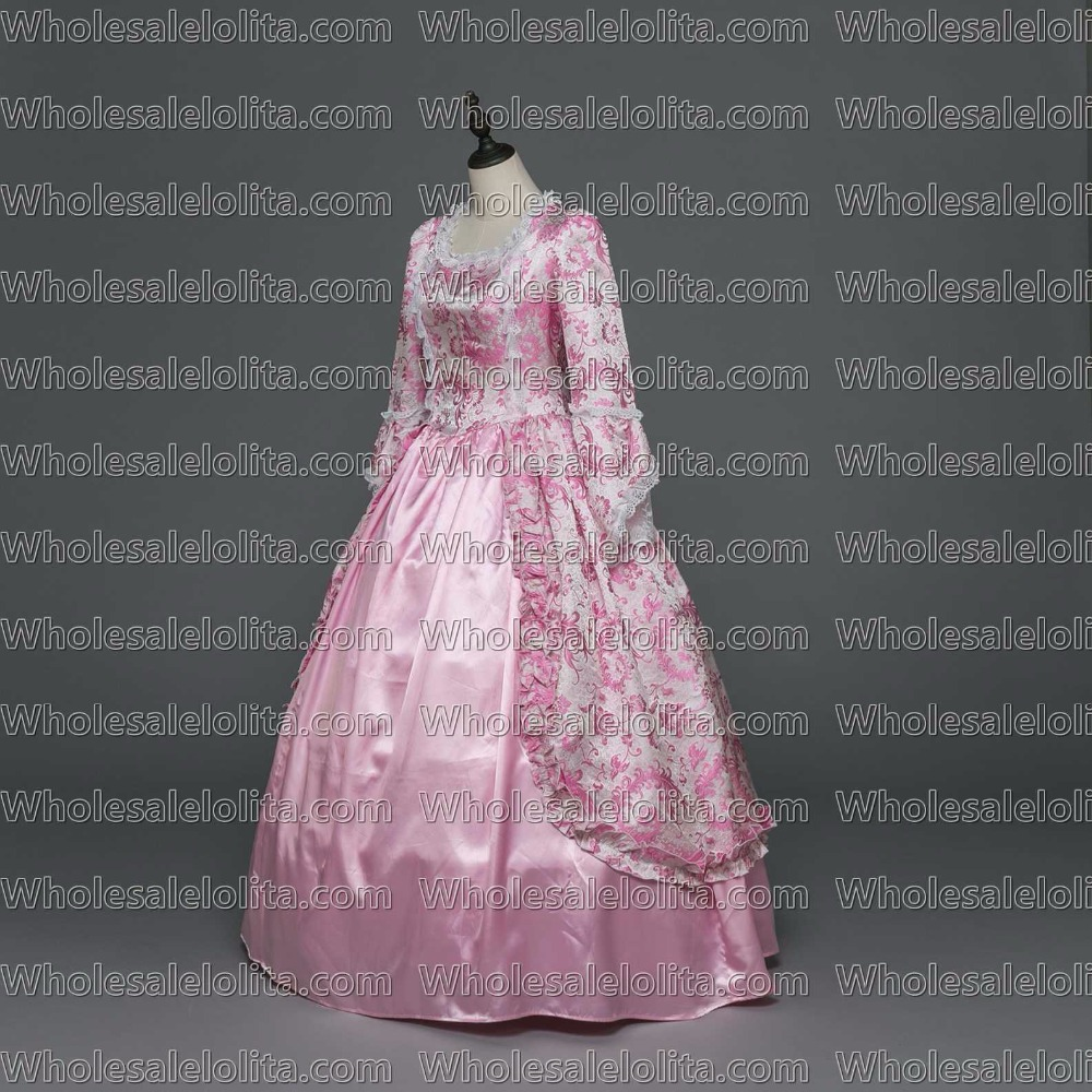 e33fdd2342 Georgian Gothic Victorian Dress Victorian Edwardian Old West Saloon  Masquerade Gown Theatrical Halloween Costume-in Dresses from Women s  Clothing on ...