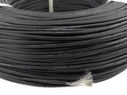 1 м черный + 1 м красный силиконовый провод 12AWG 14AWG 16AWG 22AWG 24AWG теплостойкий мягкий силиконовый силикагель провод кабель