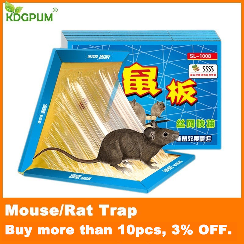 21*30CM Mousetrap Non-toxic Rat Killer Pest Control Reject Mouse Board Sticky Rat Glue Trap Mouse Glue Board Mice Catcher