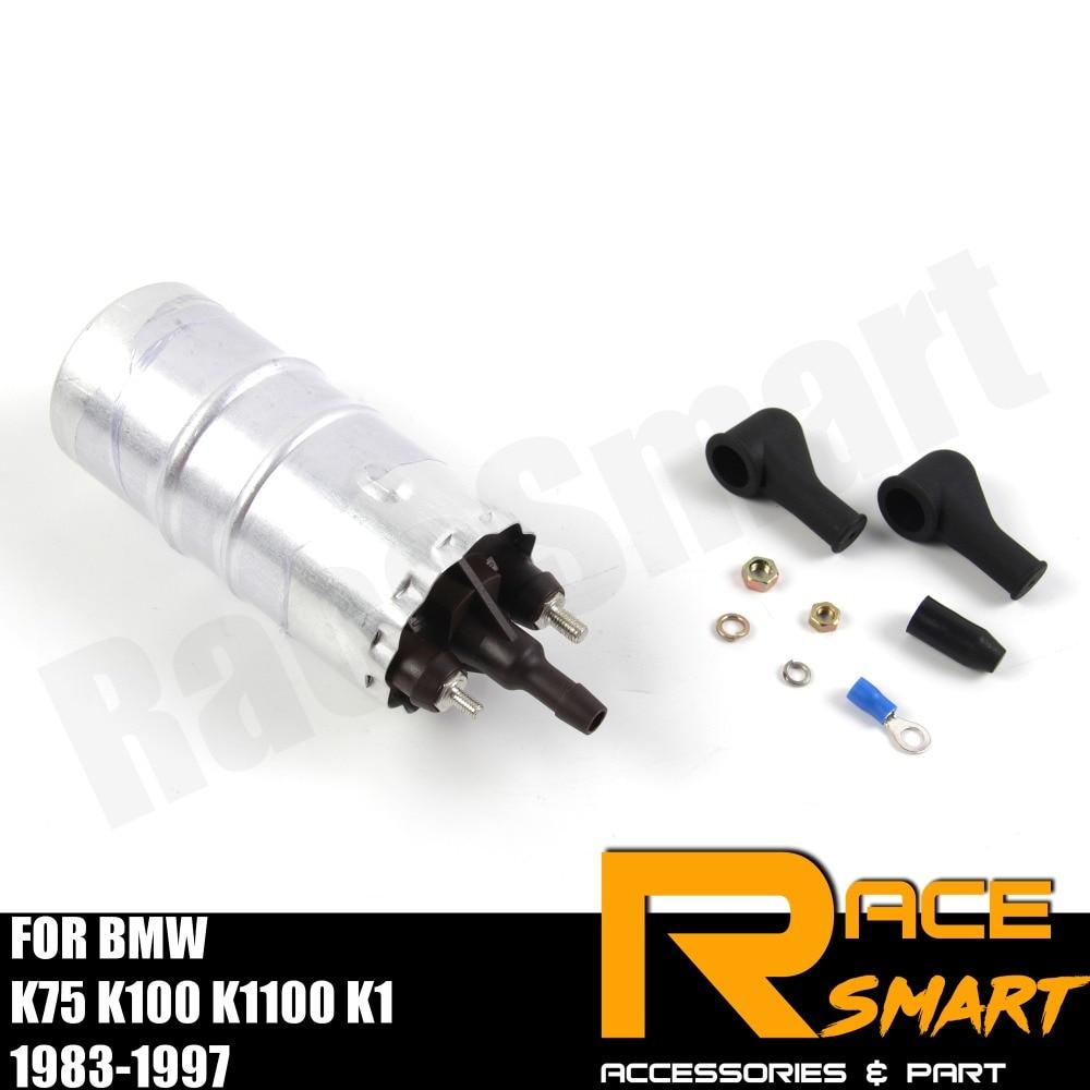 Moto accessoires électrique pompe à essence pression boulon Diesel essence pour BMW K75 K100 K1100 K1 1983-1997 K-75 K-100