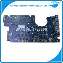 Original laptop motherboard for ASUS U38N REV 2.1 integrated fully test & free shipping