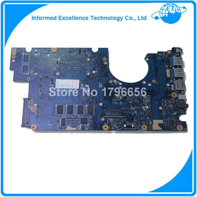ФОТО Original laptop motherboard for ASUS U38N REV 2.1 integrated fully test & free shipping