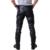 2016 hip hop para hombre pantalones de cuero de imitación de cuero material de la pu 3 colores de la motocicleta flaco de cuero de imitación pantalones casuales