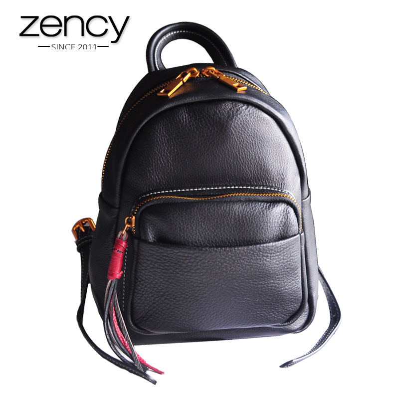 Women's Cowhide Genuine leather backpacks Ladies Summer Mini Shoulder bags Fashion girl's School bag Casual Daily Travel packs hot sale 2016 new fashion women genuine leather backpack school bag female travel bags daily backpacks casual shoulder bags