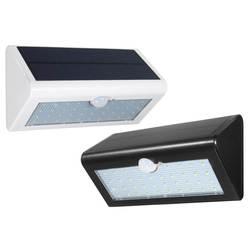 500LM 38 светодиодный датчик движения Солнечный свет водонепроницаемый стены энергосберегающие лампы свет с 3 режима для Открытый Сад Двор