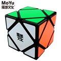 Hiqh Qualidade Marca 60mm Velocidade Moyu Cubo Mágico Enigma Skew cubos de Crianças Brinquedos Educativos Para Crianças Cubo Magico de Ano Novo presente