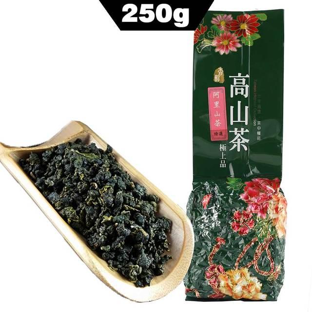 250g Premium Ali Mountain High Mountain Tea Fresh Taiwan Oolong Organic Tea with Flower Fragrance Best Oolong Tea