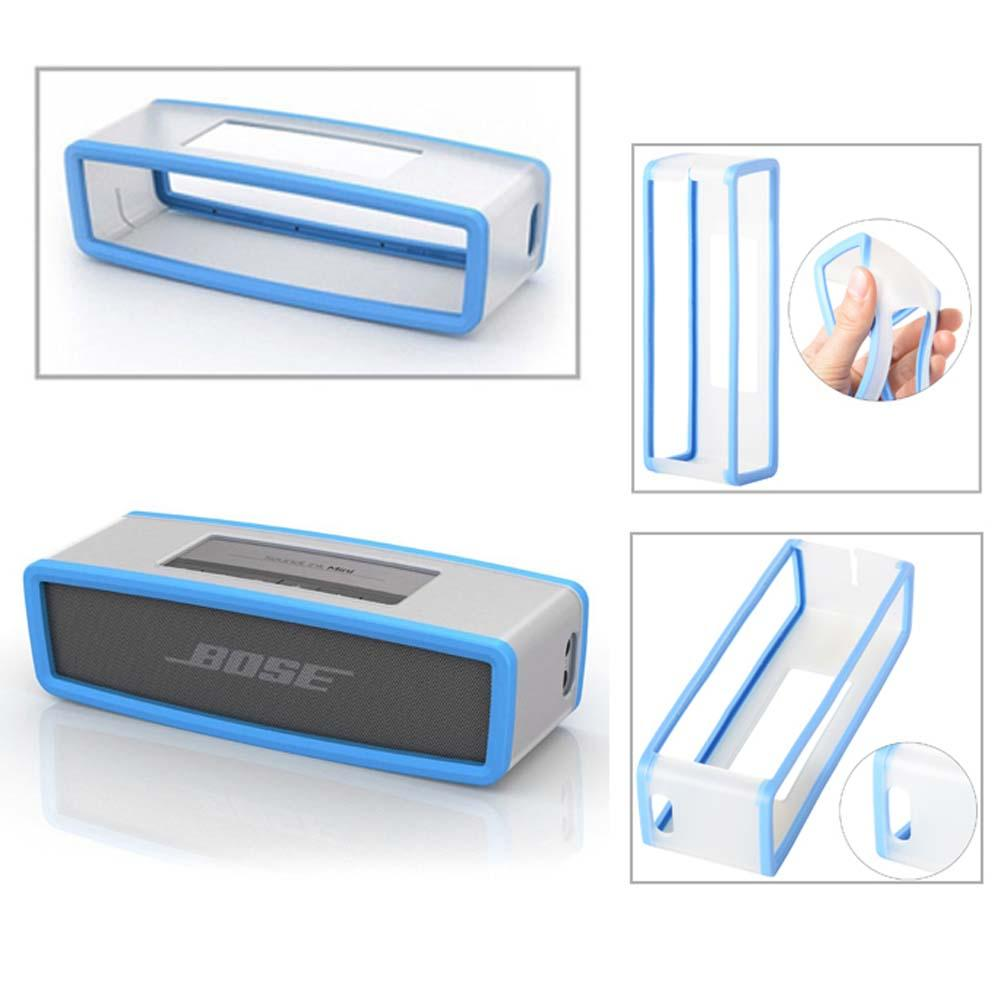 Cover Box Silicone Carry Case Bag For BOSE SOUNDLINK MINI Bluetooth Speaker D APE