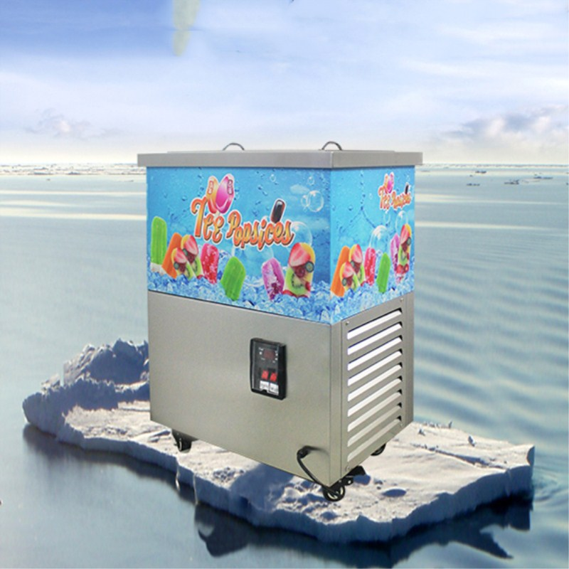 New arrival 100~120PCS/H Stainless Steel Commercial Popsicle Machine Ice Cream Lolly Stick Machine Hard Ice cream Maker стоимость