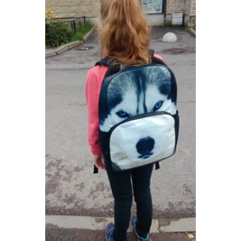 crianças mochila Tipo de Estampa : Animal