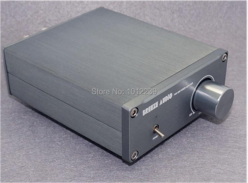 ФОТО (160Wx2) TDA7498E digital amplifier machine