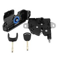 car lock Bonnet Lock & Latch Complete Set With 2 Keys for Ford Transit Mk7 2006 2007 2008 2009 2010 2011