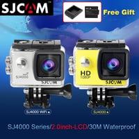 Original SJCAM SJ4000 Series SJ4000 SJ4000 WIFI Action Camera Waterproof Camera 1080P Full HD Wifi