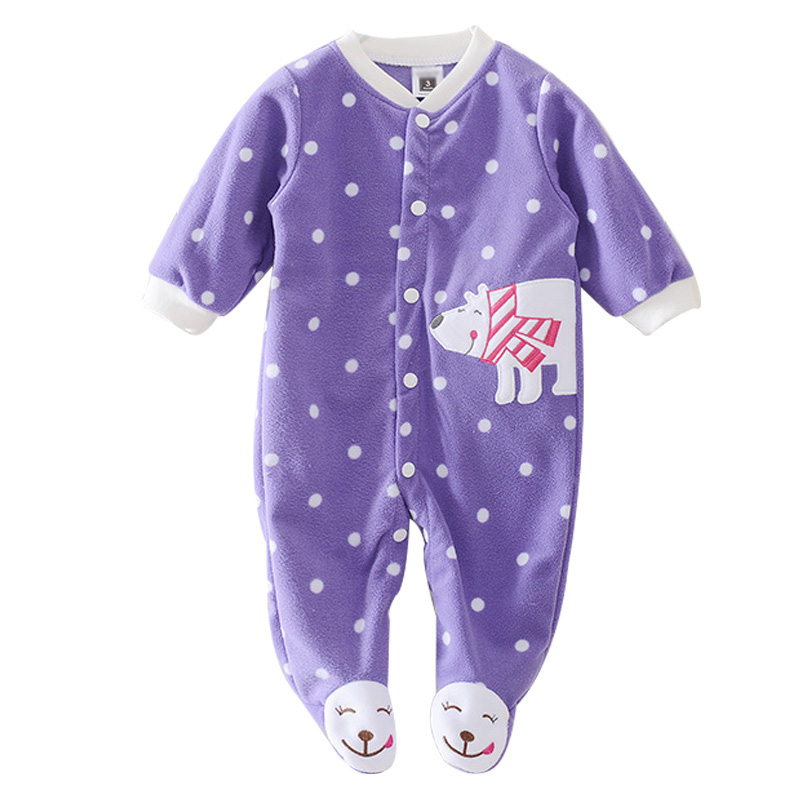 Baby Clothing Bebe Newborn Baby Rompers Jumpsuits Animal