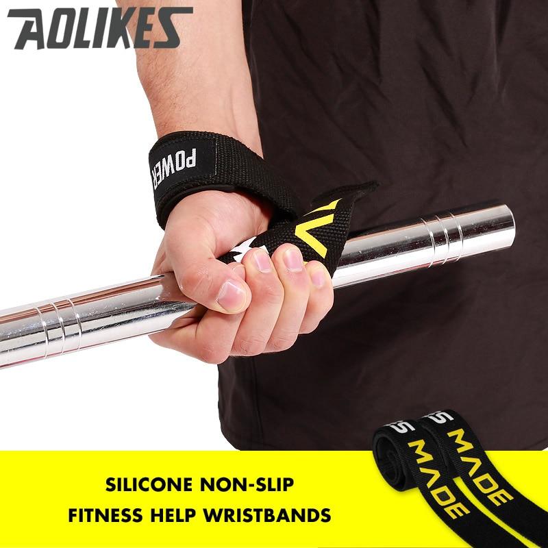 AOLIKES 1 Palë për ngritjen e palëve në dore Sport trajnimi - Veshje sportive dhe aksesorë sportive - Foto 3