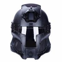 WoSporT 2018 тактический военный Баллистических шлем боковой стенке ОНВ саван передачи базы Спорт на открытом воздухе армейская Airsoft Пейнтбол