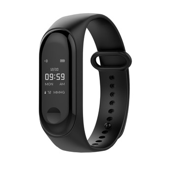 fc89b040c9d5 Reloj inteligente para hombre y mujer, pulsera deportiva, rastreador de  Fitness, reloj inteligente ...