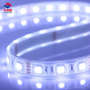 High Brightness 5M 60LEDs/m 5050 LED Strip Light 12V Tape Waterproof RGB Red Green Blue Yellow White Yellow RGB