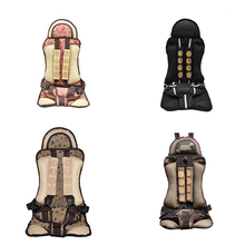 Adjustable Portable High Quality Simply Safety Child Baby Toddler Car Safety Seat Carrier For 0~12 Years Old Baby Chair
