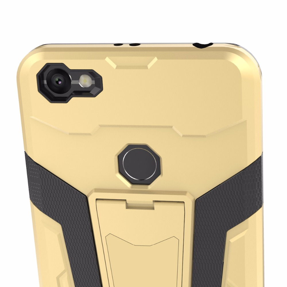 Byheyang Soft Shockproof Hybrid Tpu Armor Cover Cases For Xiaomi Redmi 5a Grey Tam Note Case Coque 2 12 13 15 17 19