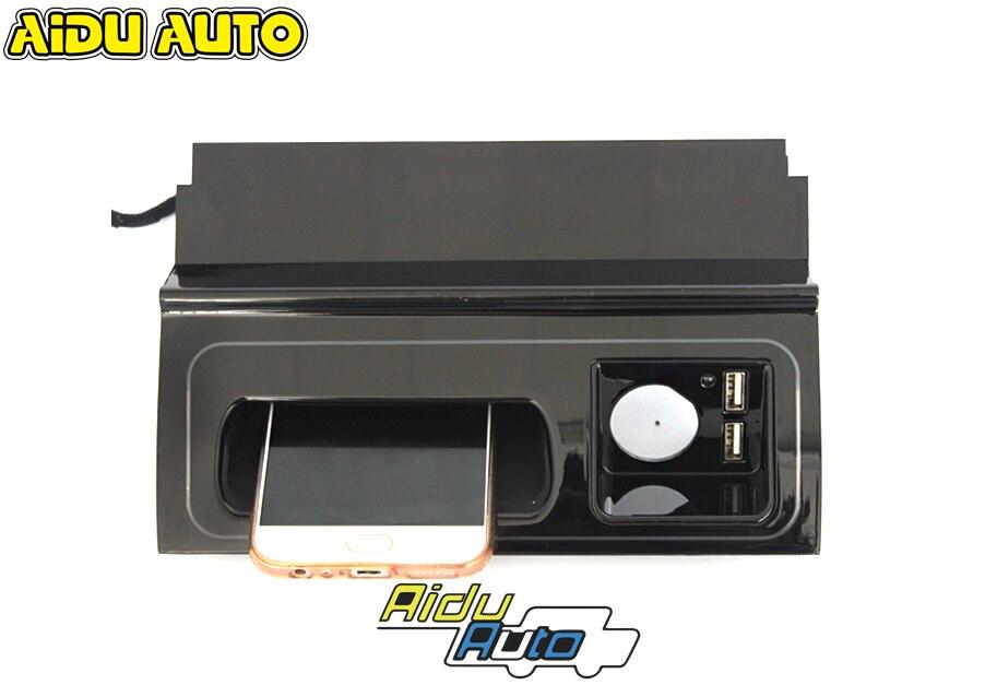 USE For VW Passat B8 Arteon Wireless Charging UPDATE KIT