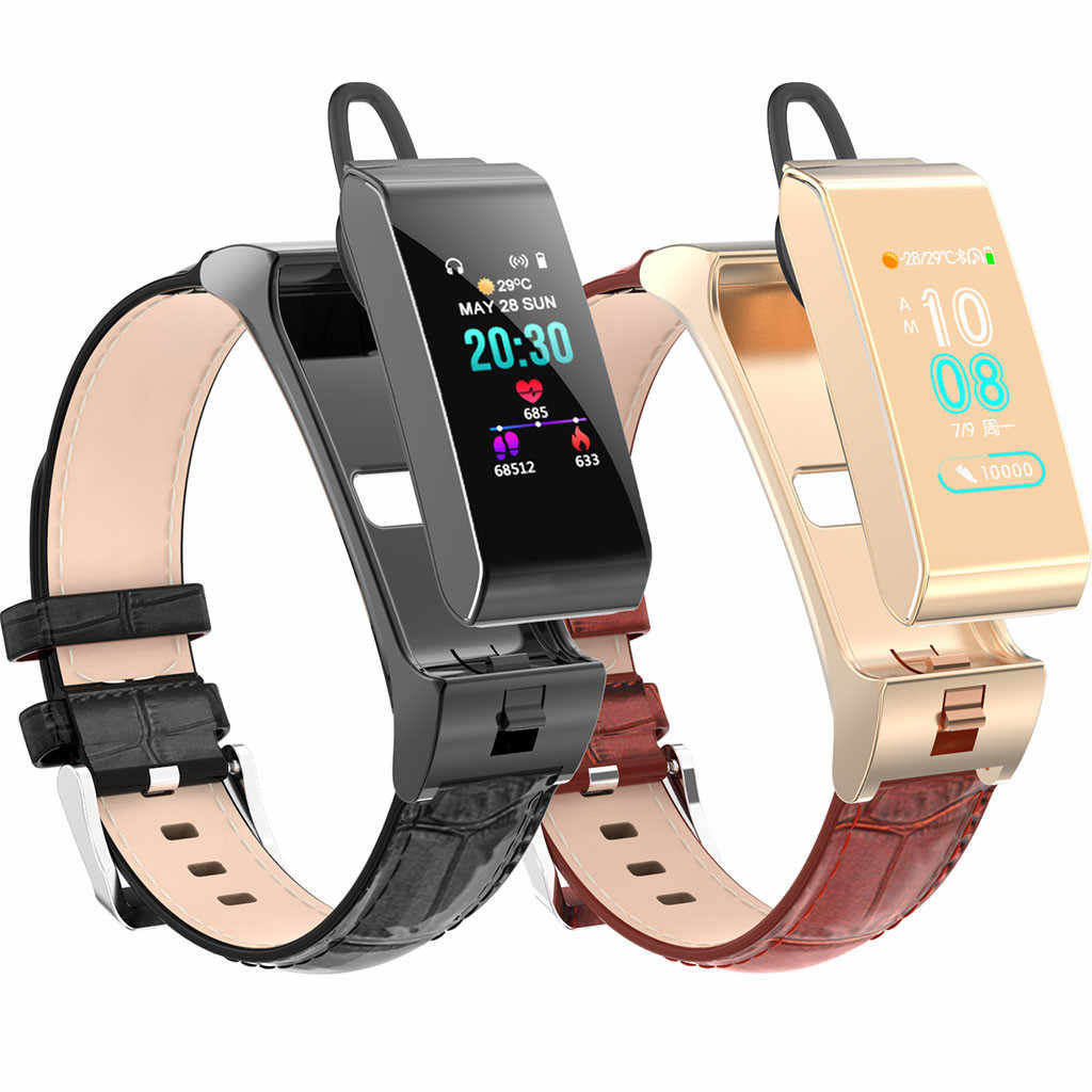 watch Fitness Tracker Blood Pressure Heart Rate Monitor Smart Watch Sports Bracelet dropshipping #411