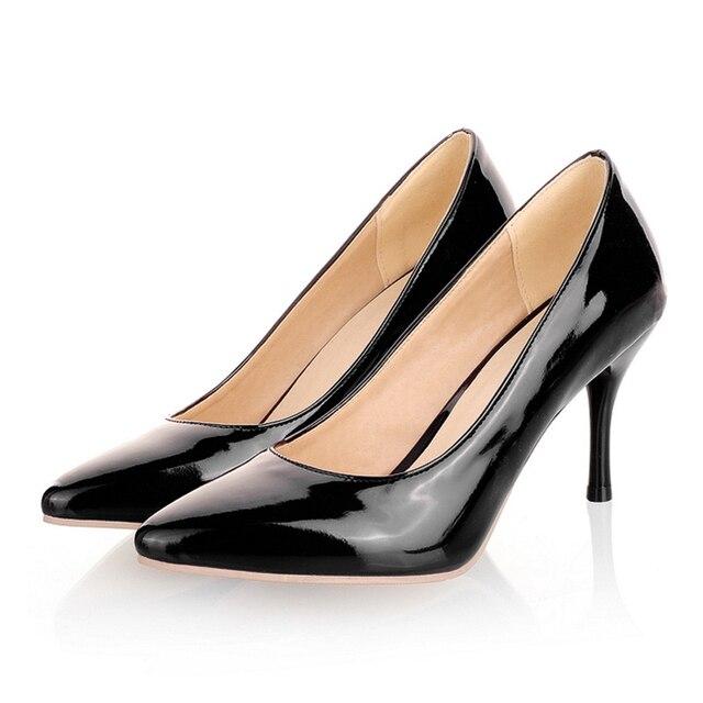 Секси обувь на высоком каблуке больших назмеров