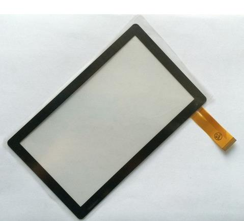 New For 7 Supra M722 Tablet Capacitive touch screen panel Digitizer Glass Sensor Replacement new capacitive touch screen digitizer cg70332a0 touch panel glass sensor replacement for 7 tablet free shipping