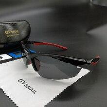 GYsnail Polarized Cycling Glasses for men women Bike Outdoor Sports Bicycle Sunglasses men Goggles female Eyewear uv400 coating