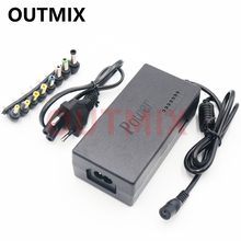 DC 12V/15V/16V/18V/19V/20V/24V 4-5A 96W Laptop AC Universal Power Adapter Charger for ASUS DELL Lenovo Sony Toshiba Laptop(China)