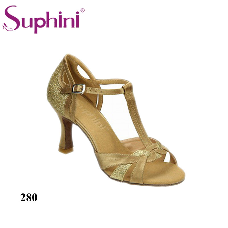 Free Shipping Suphini Salsa Shoes Ladies zapatos de baile salsa de mujer, zapatos salsa mujer free shipping 2015 suphini purple latin shoes satin salsa shoe woman dance shoes zapatos de baile
