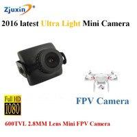 Super Mini Wide Angle 2 8mm FPV Camera 700TVL PAL NTSC Format FPV Camera For RC
