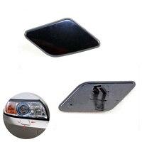 Black Plastic 100 New For V Olvo S40 V50 2005 2007 Car Styling Front Bumper Headlight