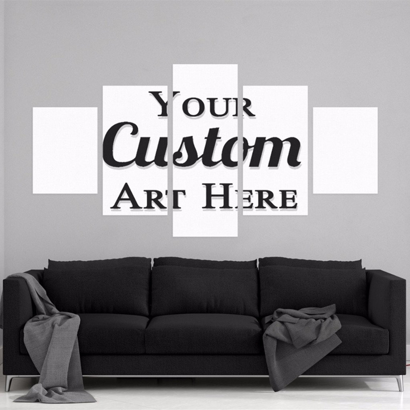 5 Piece Canvas Art Print Wall Painting Canvas Art Printed Wall Picture Drop Shipping Customized