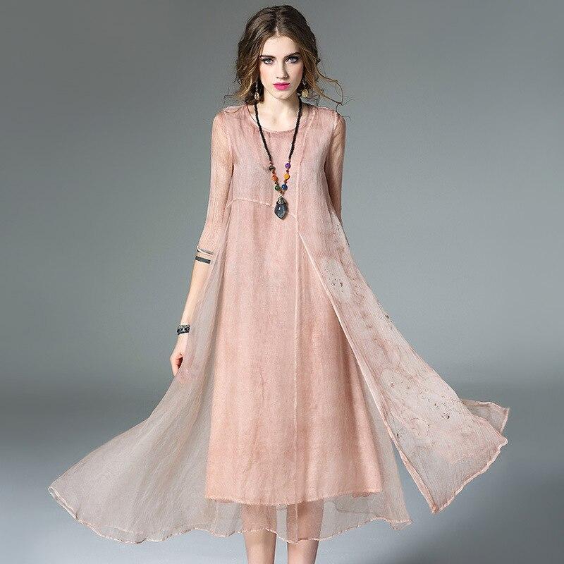 Шелковый платья сколько стоит
