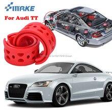 цена на smRKE For Audi TT High-quality Front /Rear Car Auto Shock Absorber Spring Bumper Power Cushion Buffer