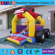 Free Shipping Commercial Car Inflatable Bouncer By DHL to door
