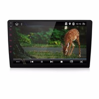 KLYDE 9 1 Din Android 8.1 8 Core universal Big Screen NO DVD Car Radio Audio 1024*600 Car Stereo Multimedia Player
